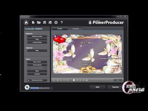 atomosphera tutorial power producer blu ray