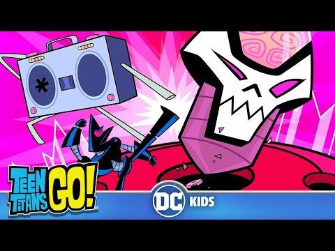Teen Titans Go!   Little Buddy Rescue Party   DC Kids