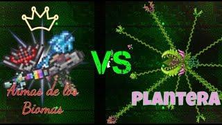 Armas de biomas VS Plantera | Pruebas ylogicas