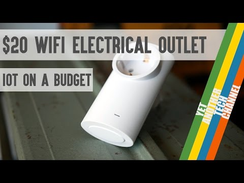 Smart Life wifi electrical outlet review - Internet of Things on a budget