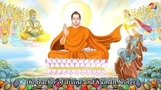 TẬP 3 - CUỘC ĐỜI ĐỨC PHẬT: BÌNH MINH CHÁNH PHÁP (Part 3 -The life of Shakya Muni Buddha)