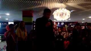 Презентация фильма Корпоратив с Николаем Наумовым.