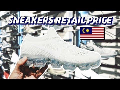 SNEAKERS DI MALAYSIA KEREN2!! Bahasa Indonesia