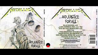 Metallica - The Frayed Ends of Sanity