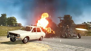 If PUBG was directed by Michael Bay... (PlayerUnknown's Battlegrounds Cinematic)