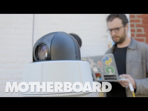 The First Artificially Intelligent Surveillance Camera