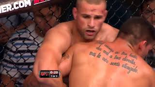 Karlos Vemola gets takedowned and controlled by Ronny Markes | UFC  128 | Full fight | HD 720p
