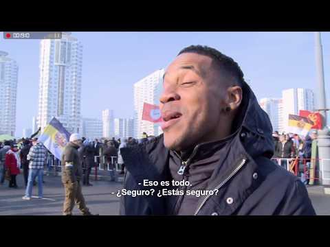 Reggie Yates Outside Man - Rusia Extrema derecha con orgullo [SUB ESP]