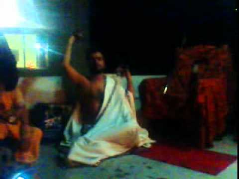 Samarth Bhaiya Ji Sarkar ( Maha Aarti & Ram Dhun at Kal Bajrang , Jabalpur 30.07.11)