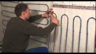 Panel heating system with mats for homes (wall heating) - perfect comfort thumbnail