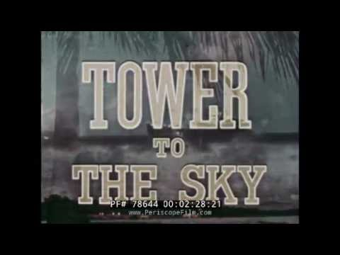 TOWER TO THE SKY  U.S. NAVY MICRONESIA FILM  YAP, RUMUNG, GAGIL-TOMIL, MAP 78644