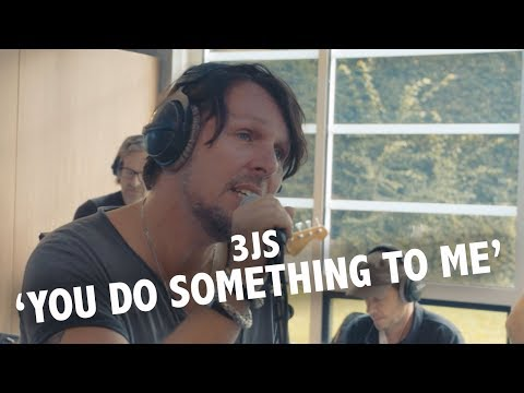 3JS - 'You Do Something To Me' (Paul Weller cover) live @ Ekdom in de Ochtend