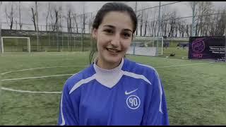 Мини футбол Турнир среди женщин Весенняя Тверь 2021 Обзор лиги Вып 2 07 05 2021 г