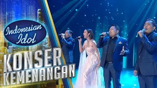 LYODRA X THE BROTHERS - DEAR DREAM - KONSER KEMENANGAN - Indonesian Idol 2020