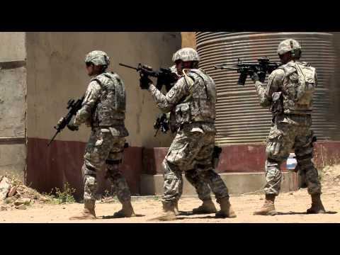 Army's Advanced Combat Helmet Stops AK-47 Round