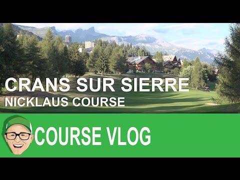 Crans Sur Sierre Nicklaus Course