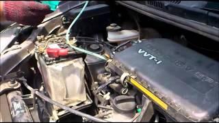 Decarb Toyota Avanza VVTi