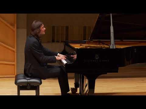 2016 NTD International Piano Competition. Silver Prize Winner. Evgeny Starodubtsev