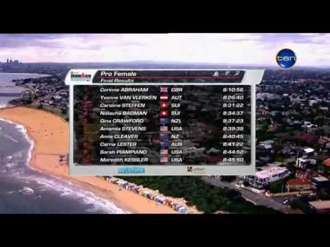 Ironman Melbourne - Asia Pacific Championships