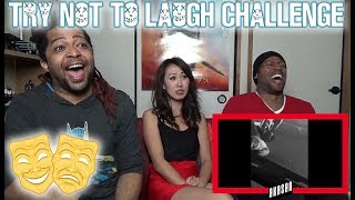 Try not to laugh CHALLENGE 29 - by AdikTheOne REACTION / CHALLENGE
