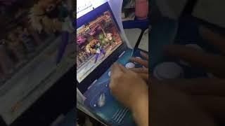 迷你双人家用格斗游戏机Mini double family fighting game