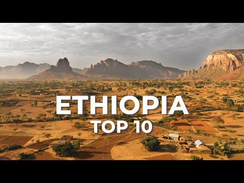 Journey Through Ethiopia - Africa Travel Documentary