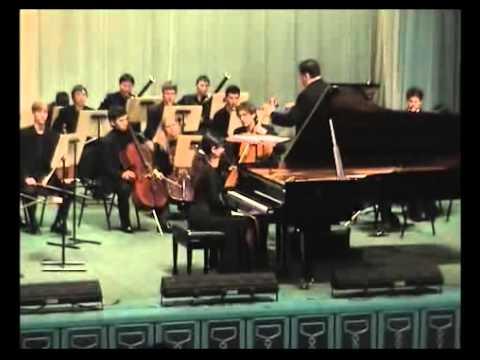 Моцарт Вольфганг Амадей - Концерт для фортепиано с оркестром №22 ми-бемоль мажор