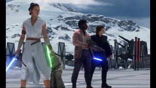 Star Wars Battlefront 2 Heroes Vs Villains 935 Rise Of Skywalker Rey Jedi Skin