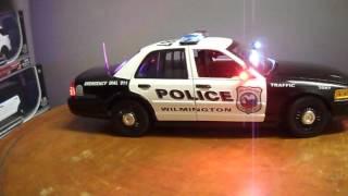 Hotwheels police cars