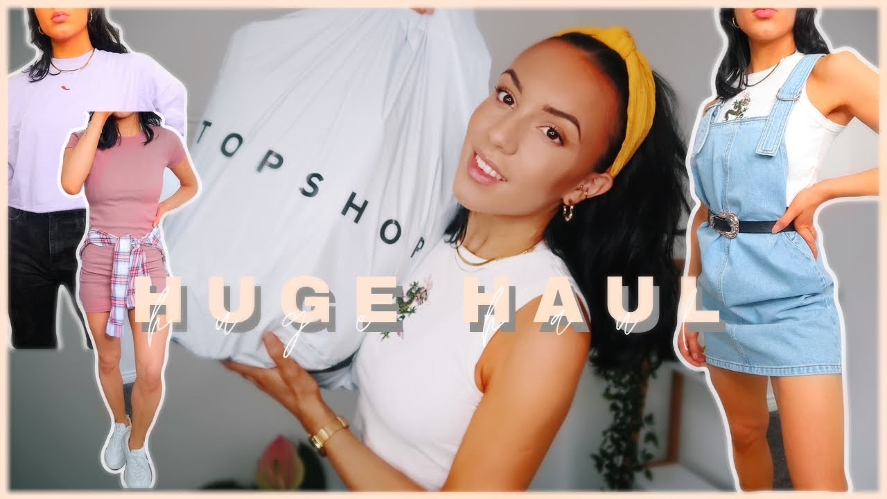 TOPSHOP TRY ON HAUL | summer 2020 *sale & new in*