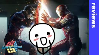 Captain America Civil War - AWESOME AWESOME AWESOME!