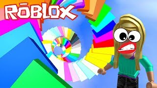 100 LEVELS IMPOSSIBLE! ROBLOX ? MEGA FUN OBBY