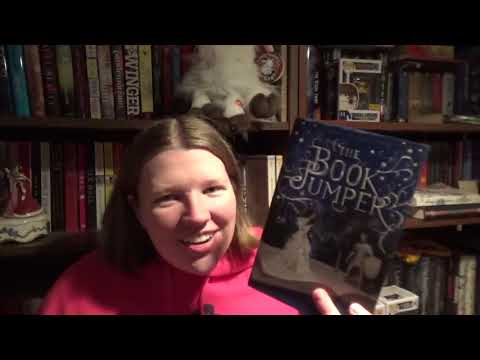The Book Jumper by Mechthild Glaser Review  Spoilers Mp3