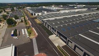 Zmodernizowana fabryka MAN w Starachowicach