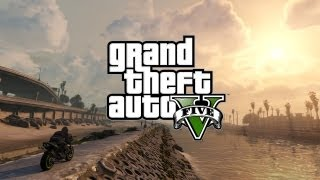 Grand Theft Auto V - First Official Gameplay