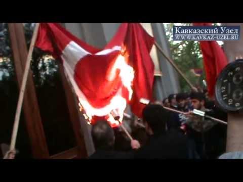 Факельное шествие в Ереване