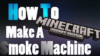 How to make a smoke machine