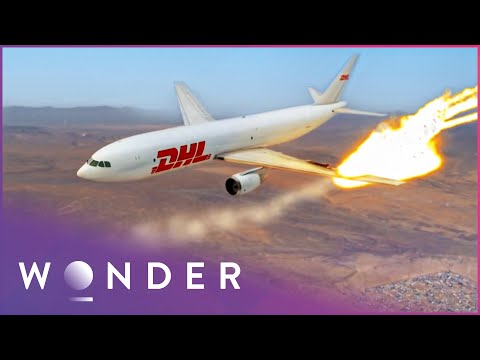DHL Airbus A300: The Flight That Survived A Missile Strike | Mayday S3 EP2 | Wonder