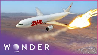 Download DHL Airbus A300: The Flight That Survived A Missile Strike | Mayday S3 EP2 | Wonder