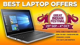 Best Laptop Offers on these Festivals 2019