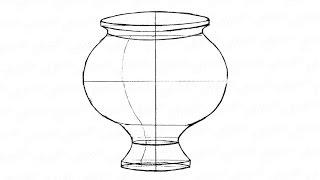 Как нарисовать карандашом вазу для цветов: инструкция от EvriKak(Предлагаем нашу пошаговую инструкцию как рисовать красивую вазу для букета цветов. Фото-инструкции на..., 2015-11-23T08:26:17.000Z)