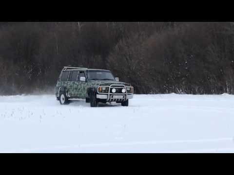 Off roading in Ukraine