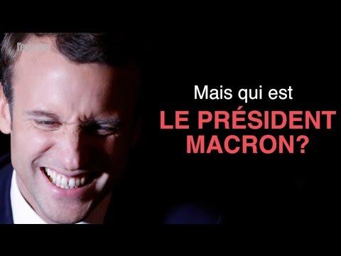 Portrait: Emmanuel Macron, huitième président de la Ve République