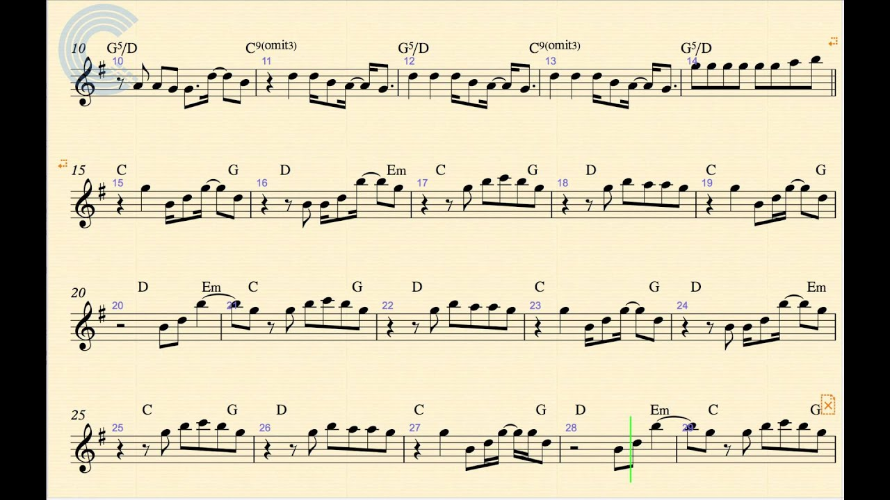 Oboe call me maybe carly rae jepsen sheet music chords and oboe call me maybe carly rae jepsen sheet music chords and vocals hexwebz Images