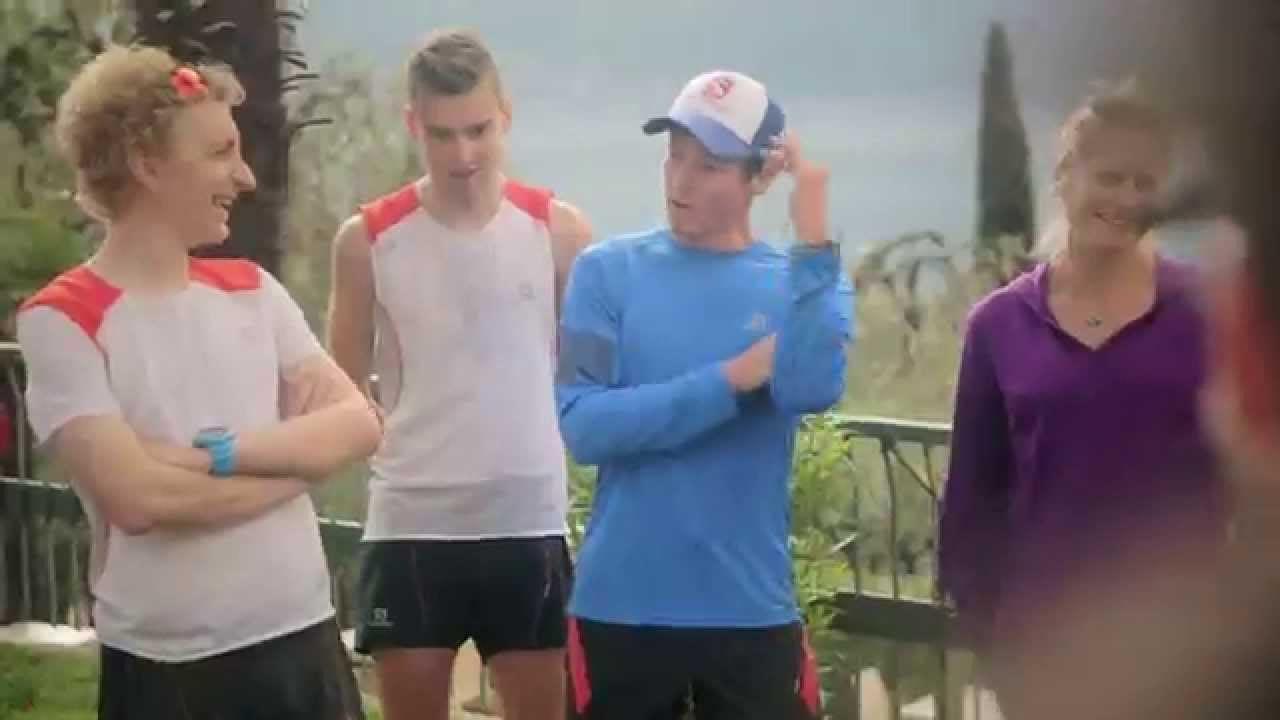 c88df17f3790 Salomon Running Academy - YouTube