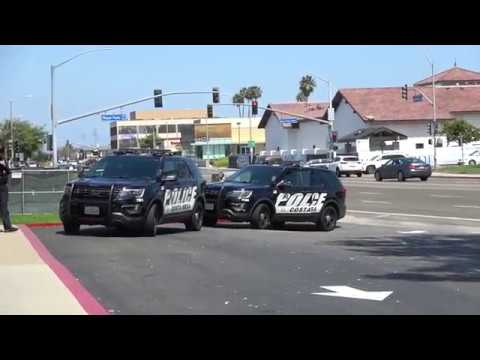 COPS COME TO COSTA MESA POST OFFICE FOLLOW UP AUDIT