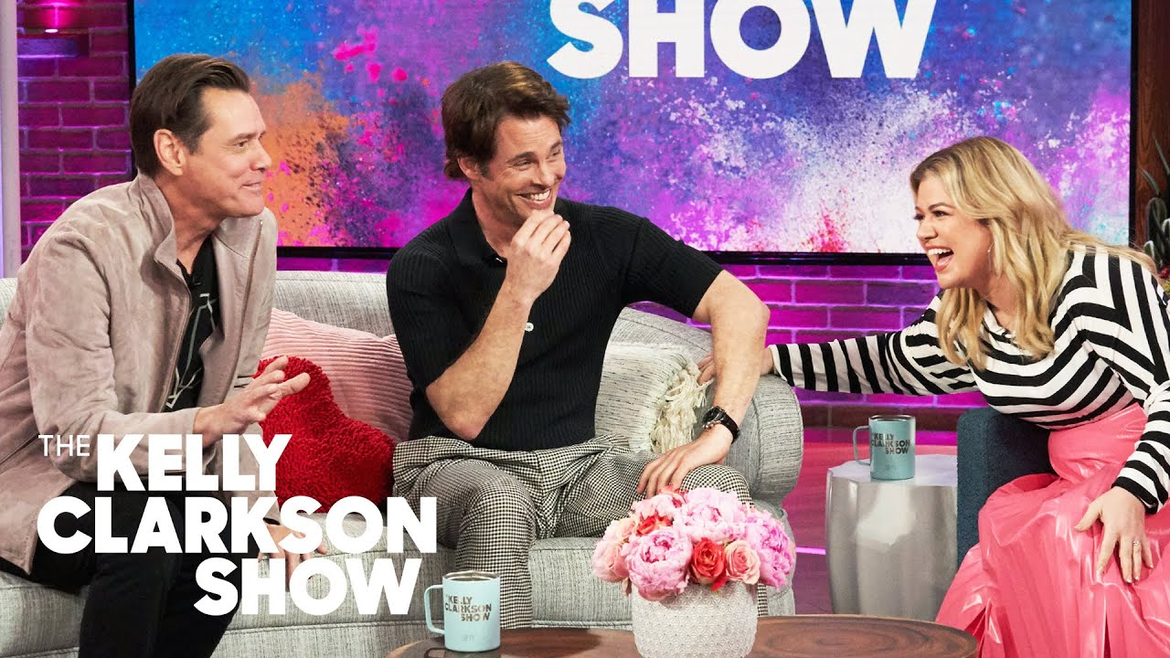 Jim Carrey Jokes About Women Faking It In The Bedroom