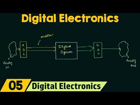 Introduction to digital electronics youtube introduction to digital electronics malvernweather Choice Image