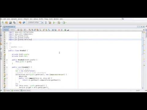 Programación Lógica y Funcional — Algoritmo de Kruskal