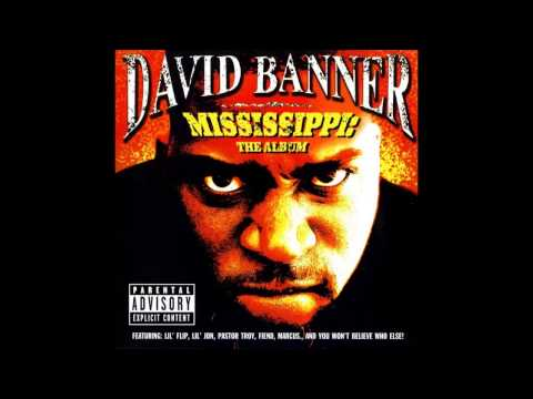 David Banner - Really Don't Wanna Go Ft. B-Flat & Marcus